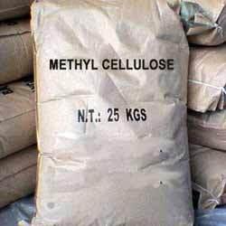 Properties of Methyl Cellulose
