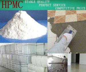 mortar - HPMC cellulose ether