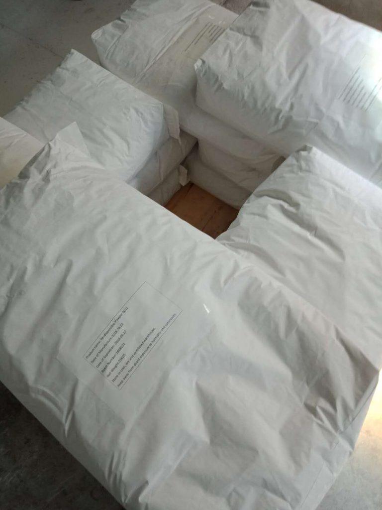 Redispersible Polymer Powders Neutral Packaging White