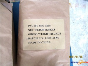 pac-hv 95 Polyanionic Cellulose PAC